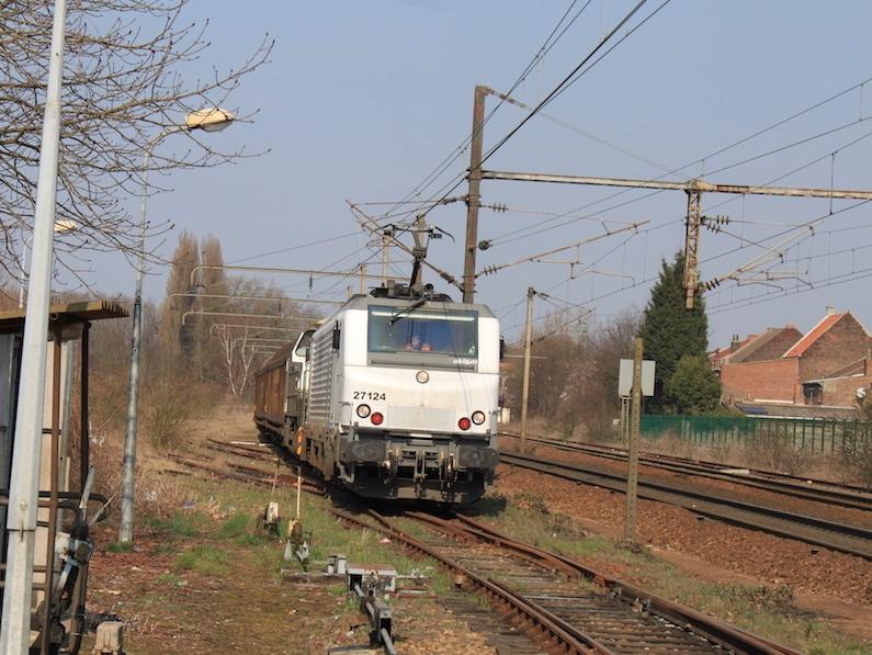 transport ferroviaire - Logways