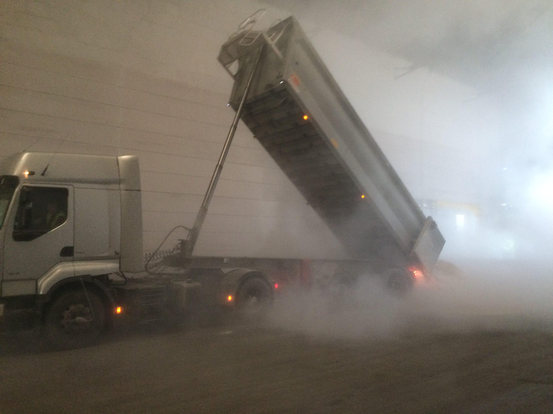 Logistique Projets & Chantiers