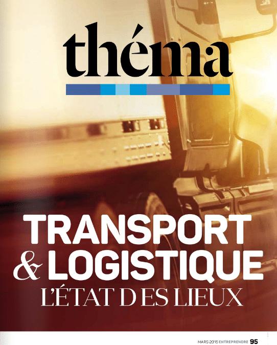Rail freight transport by Ghislain Billaudel – ENTREPRENDRE – March 2015
