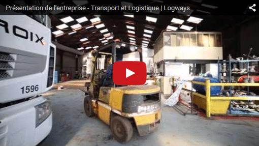 Concevoir et opérer une logistique durable, par Logways, entreprise de transport et logistique